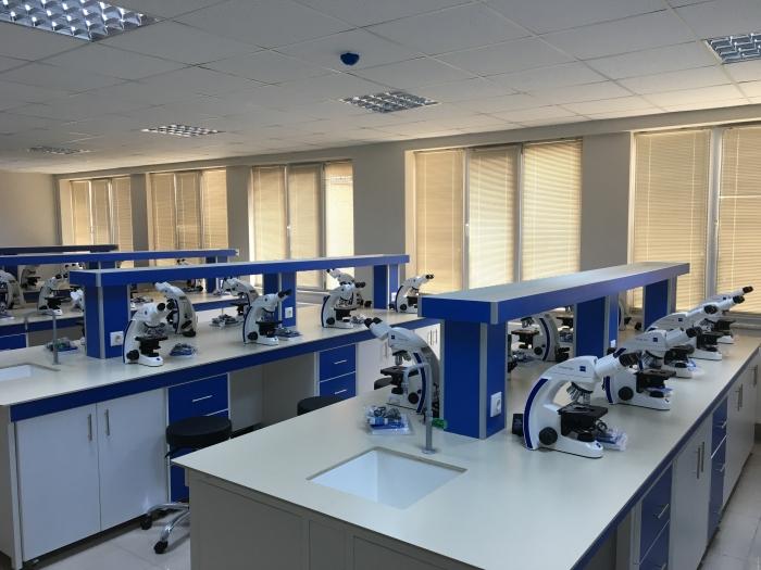 Laboratuvarlarımız